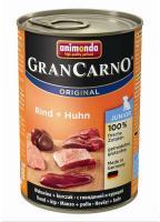 Animonda Dog Dose GranCarno Junior Rind & Huhn 400g