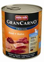 Animonda Dog Dose GranCarno Junior Rind & Huhn 800g