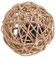 Karlie Mouseball - Weidenball mit Soundchipmaus