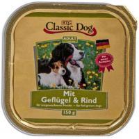 Classic Dog Schale Geflügel & Rind 150g