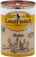 Landfleisch Wolf Dose 100 % vom Huhn 400g