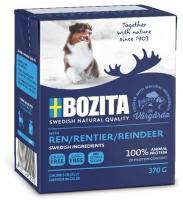 Bozita Dog Tetra Recard Happen in Gelee Rentier 370g