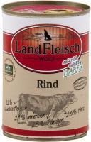 Landfleisch Wolf Dose 100% vom Rind 400g