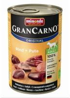 Animonda Dog Dose GranCarno Adult Rind & Pute 400g