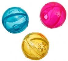 Karlie Good4Fun TPR Futterball mit Catnip - 6 cm