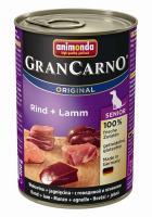 Animonda Dog Dose GranCarno Senior Rind & Lamm 400g