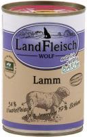Landfleisch Wolf Sensibel Dose 100% vom Lamm 400g