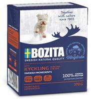Bozita Dog Tetra Recard Happen in Gelee Hühnchen 370g