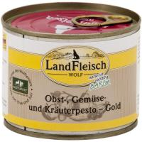 Landfleisch Wolf Dose Obst-, Gemüse und Kräuterpesto Gold 200g
