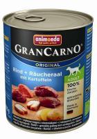Animonda GranCarno Adult Rind & Räucheraal mit Kartoffeln 800g