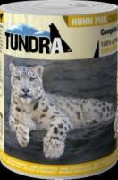 Tundra Huhn pur 6 x 400g Dose Katzenfutter