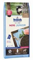 15 kg Bosch Mini Junior Hundefutter - Welpen Junghunde kleiner Rassen glutenfrei