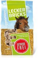 Eggersmann Lecker Bricks getreidefrei 1 kg Pferdeleckerli