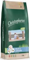 Christopherus Welpe & Junghund 12kg Vollnahrung für Hunde in der Wachstumsphase