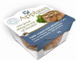 Applaws Cat Schale Thunfisch & Sardelle 12 x 70g