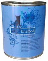 Catz finefood No. 17 Geflügel & Garnele 6 x 800g Katzenfutter