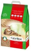 Cat's Best Öko Plus 20 Liter (ca. 9 kg) Öko-Katzenstreu