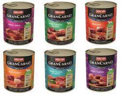 30x800g Dosen Animonda CarnCarno Fleisch Mix 6 unterschiedliche Sorten I
