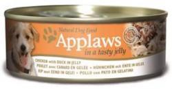 Applaws Huhn & Ente in Gelee 12 x 156g Dose Hundefutter