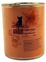 Catz finefood No. 9 Wild 6 x 800g