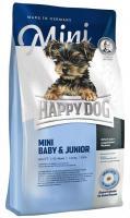 Happy Dog Supreme Mini Baby & Junior 4 kg