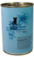 Catz finefood No.13 Hering & Krabben 6 x 400g
