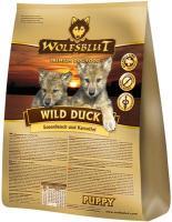Wolfsblut Wild Duck Puppy 15 kg getreidefrei Hundefutter