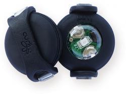 Curli luumi LED Schwarz Sicherheitslichter mit der variablen Befestigungslösung