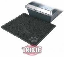 Trixie Vorleger für Katzentoiletten PVC 37 x 45 cm