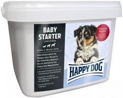 Happy Dog Baby Starter Lamm & Reis 4kg Alleinnahrung für Welpen