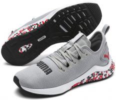 Puma HYBRID NX Herren Laufschuhe Fitnessschuhe Sneaker Grau