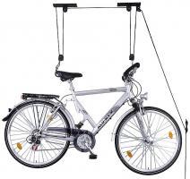 Fahrradlift Fahrradaufhängung Fahrradaufzug Halterung Seilzugsystem bis 20kg