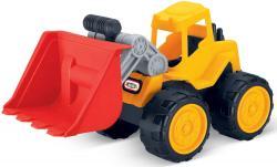 Luna Super Construction Truck Radlader Schaufellader Baustellen Fahrzeug +3J