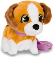 IMC Mini Walkiez Beagle Hund Welpe Plüschtier mit Funktionen +12M