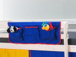 Thuka Hängetasche Stoff Tasche Organizer Aufbewahrung Hochbett Kinderbett Bett