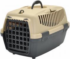 Katzen Hunde Transportbox Transportkorb Gulliver 1 - 48 x 32 x 31 - beige