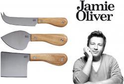 Jamie Oliver Käsemesser-Set Rustic Italian (3-teilig)