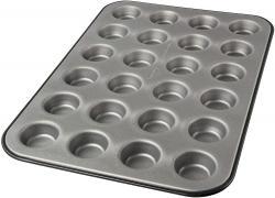 Dr. Oetker - Back-Idee Kreativ 24er Mini Muffinform 1228 Muffin- Back Blech Form