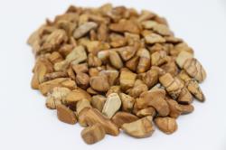 40kg Polierter Splitt Flusskiesel Kieselsteine Gartensplitt Ziersplitt holz