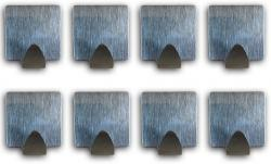 Selbstklebende Haken Handtuchhaken Klebehaken Wandhaken 12 x eckig