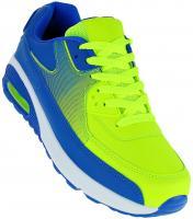 Art 273 Turnschuhe Schuhe Sneaker Sportschuhe Luftpolstersohle Herren