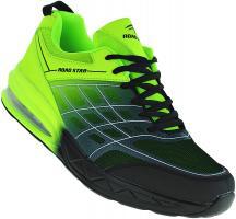 Art 866 Neon Luftpolster Turnschuhe Schuhe Sneaker Sportschuhe Neu Herren