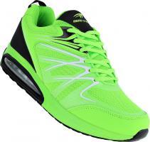 Art 432 Neon Luftpolster Turnschuhe Schuhe Sneaker Sportschuhe Neu Herren