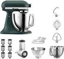 Küchenmaschine Artisan 5KSM185PS Veggie Paket S