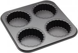 Mini-Tarte Backblech 4er