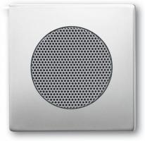 BUSCH JAEGER 8253-866 AudioWorld, Zentralscheibe für Einbau-Lautsprecher, Zentralscheibe für Einba