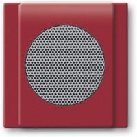 BUSCH JAEGER 8253-777 AudioWorld, Zentralscheibe für Einbau-Lautsprecher, Zentralscheibe für Einba