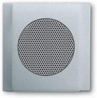 BUSCH JAEGER 8253-783 AudioWorld, Zentralscheibe für Einbau-Lautsprecher, Zentralscheibe für Einba