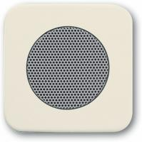 BUSCH JAEGER 8253-212 AudioWorld, Zentralscheibe für Einbau-Lautsprecher, Zentralscheibe für Einba