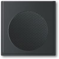 BUSCH JAEGER 8253-775 AudioWorld, Zentralscheibe für Einbau-Lautsprecher, Zentralscheibe für Einba